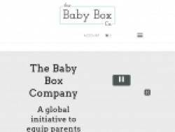 The Baby Box Company Discount Codes August 2018