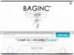 Baginc Promo Codes September 2018