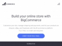 15-Day FREE Trial At BigCommerce