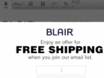 Up To 60% OFF Spring Sale At BLAIR
