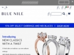 Blue Nile UK Promo Code August 2018