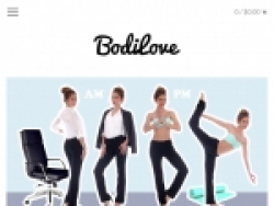 BodiLove Coupons August 2018