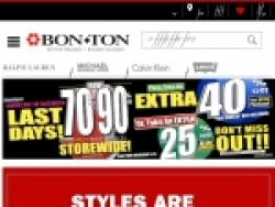 Bon Ton Coupon Codes