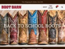 Buy One & Get One 50% OFF Jewelry At Boot Barn