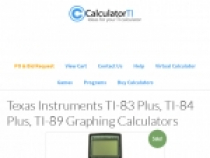 Up To 50% OFF On Select Sale Products at CalculatorTI