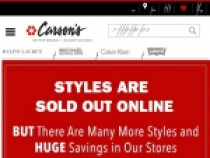 Up To 75% OFF On Clearance Items At Carsons
