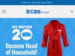 CBS Store Promo Code September 2018