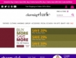 $10 OFF On First Order Of $50+ At Charming Charlie