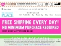 The Childrens Place Coupon FREE Shipping On All Orders