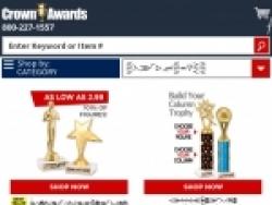 Crown Awards Coupon Codes September 2018