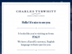 Charles Tyrwhitt UK Coupons