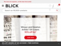 Up To 85% OFF Clearance + FREE Shipping On $59+ At Dick Blick