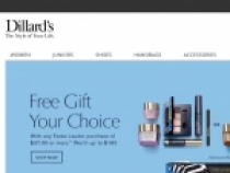 Sign Up To Get Special Offers & Discounts at Dillards