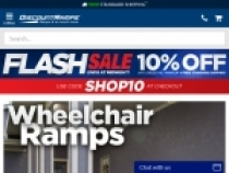 FREE Shipping On All Mobility Products At Discount Ramps