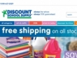 $10 OFF $50+ Orders With Email Sign Up At Discount School Supply
