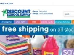 Discount School Supply Coupon Codes September 2018