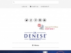 DrDenese Coupon Codes August 2018