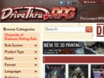 Up To 50% OFF Deals Of The Day At DriveThruRPG