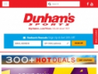 20% OFF Coupon W/ New Email Sign Up At Dunhams