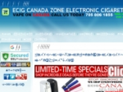 EcigCanadaZone.com Coupons August 2018