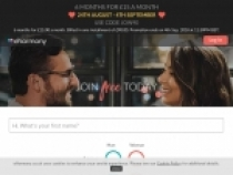 Up To 50% OFF Subscription For 12 Months At EHarmony