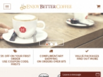 Up To 10% OFF W/ Subscription Order At Enjoy Better Coffee