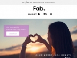 Fab.com Coupon Codes January 2019