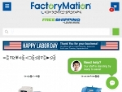 Factorymation Coupon Codes August 2018