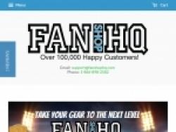 Fan Shop HQ Coupons August 2018