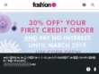 Up To 80% OFF Clearance At Fashion World