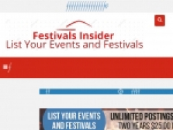 Festivals Insider Coupons August 2018