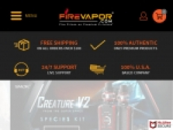 FireVapor.com Coupons August 2018