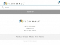 10% OFF On First Order With Email Sign-Up At Flow Wall