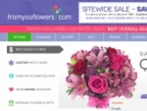 Sign Up For Special Offers + Updates from From You Flowers