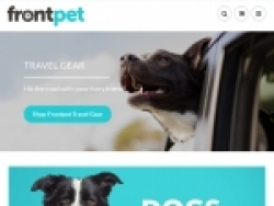 Frontpet Coupons August 2018