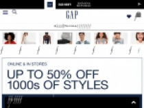 FREE Shipping On $50+ Orders At Gap Canada
