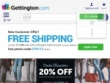 Up To 50% OFF Hot Deals At Gettington