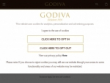 Godiva Gift Cards From Only $25
