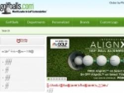 Golf Balls Promo Code August 2018