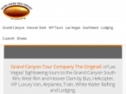 Grand Canyon Tour Company Coupons August 2018