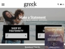 Up To 50% OFF  Discounted Price On Popular Items At Greek Gear