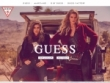 GUESS 50% OFF Order + Extra 15% OFF During End Of Season Sale