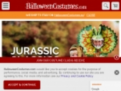 Halloween Costumes Coupon Codes August 2018