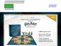 Sign Up For Special Offers + Updates From Harry Potter Shop