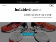 Up To 50% OFF Closeout Items + FREE Shipping At Holabird Sports