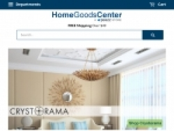 Home Goods Center Promo Codes August 2018