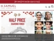 Up To 50% OFF Sale At H Samuel
