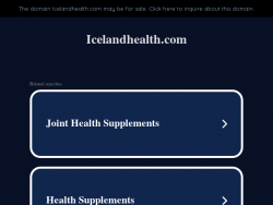 Iceland Health Discount Code August 2018