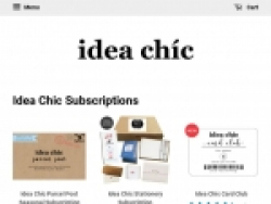 Idea Chic Coupons August 2018