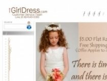 Up To 50% OFF On Sale Items At I Girl Dress